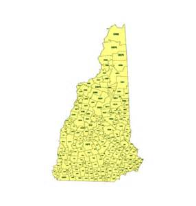 us zip code map svg editable royalty free map of new hshire nh in vector
