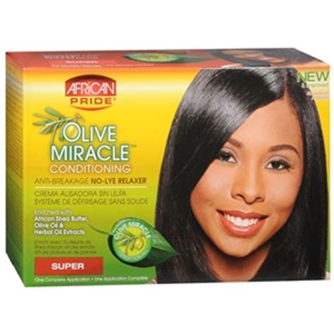 fish oil perms african pride olive miracle conditioning anti breakage