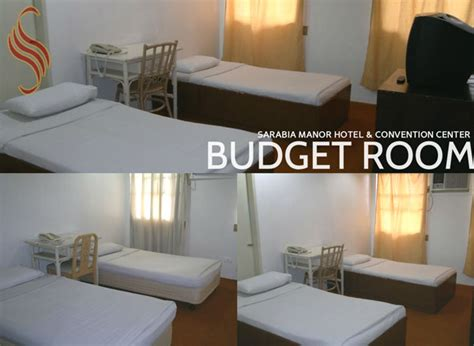 room budget sarabia manor hotel and convention center panay island