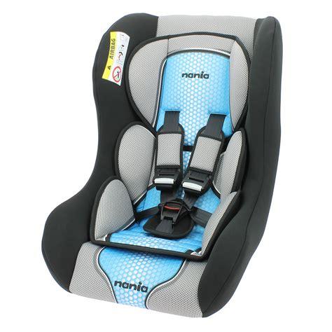 siege auto confortable si 232 ge auto trio comfort de nania au meilleur prix sur allob 233 b 233