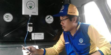 Cctv Wireless Di Bandung keren angkot di bandung ini dilengkapi wifi dan cctv merdeka