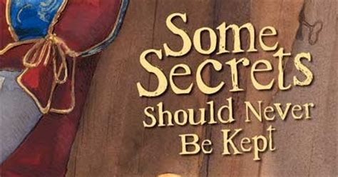 Some Secrets Should Never Be Kept book review review some secrets should never be kept