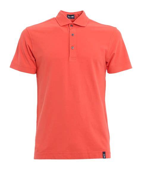 Polo Shirt Polos Original Cotton cotton jersey polo by drumohr polo shirts ikrix