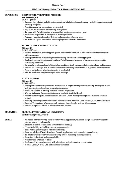 Parts Of Resume by Parts Of A Resume Awesome 5 Parts Of A Resume Picture