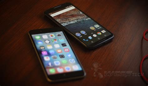 iphone 6 vs android iphone 6s brought in a record number of android switchers