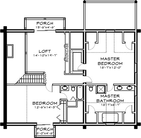 luxury log home floor plans luxury log home floor plans mywoodhome com