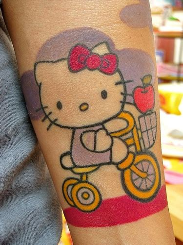 hello kitty tattoo ideas tallulahkate hello designs