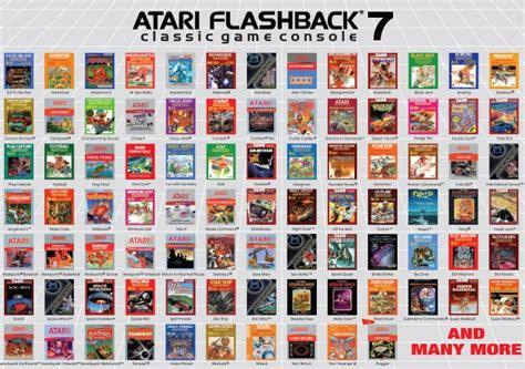 gaming 101 presents the guide to retro vol 1 books pr 233 commande de l atari retro flashback 7 le mag jeux