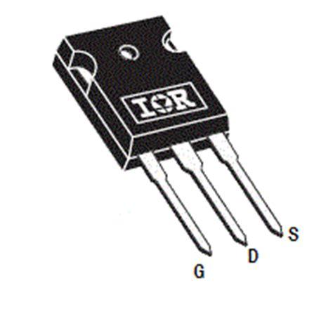 transistor mosfet irfp250 irfp250 mosfet полевой мощный транзистор документация на