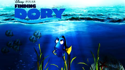 Disney Pixar Finding Dory finding dory disney pixar by dreamvisions86 on deviantart