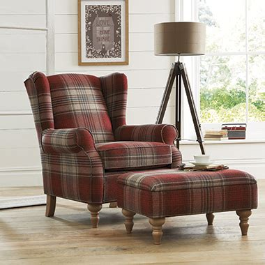 tartan armchairs 5 decorating ideas to take from next home decor good housekeeping