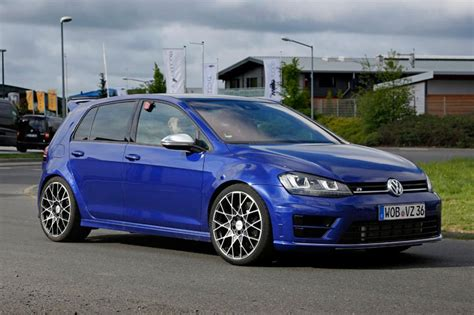 vw r400 vw golf r400 hatch spied auto express