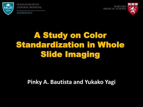 imaging and imagining illness becoming whole in a broken books ppt a study on color standardization in whole slide