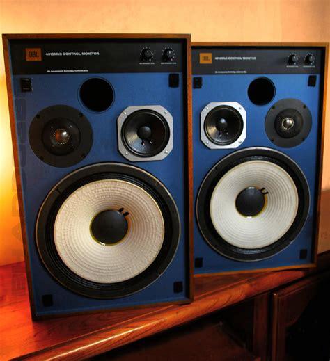 Beberapa Speaker Vintage Jbl vintage us speaker jbl 4312 mk2