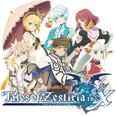 animeid tales of zestiria the x tales of zestiria the x anime icon by wasir525 on deviantart