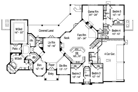 301 Moved Permanently House Plans With Lanai