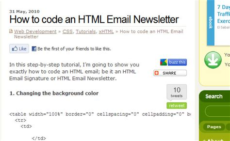newsletter templates html code ultimate guide to email marketing success fullview design