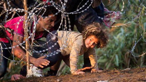 imagenes impactantes de obesidad las impactantes fotos del drama de los chicos refugiados