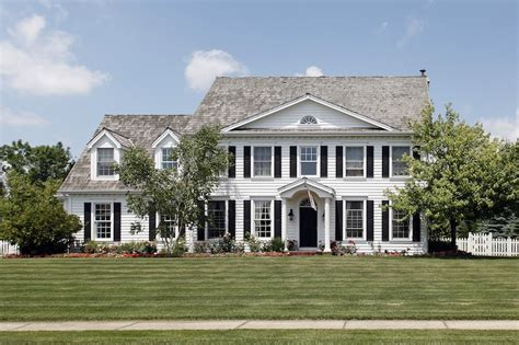 colonial home architecture colonial architecture and home design