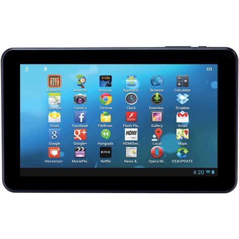 Tablet Jelly Bean craig cmp756 with wifi 9 quot touchscreen tablet pc featuring android 4 1 jelly bean operating