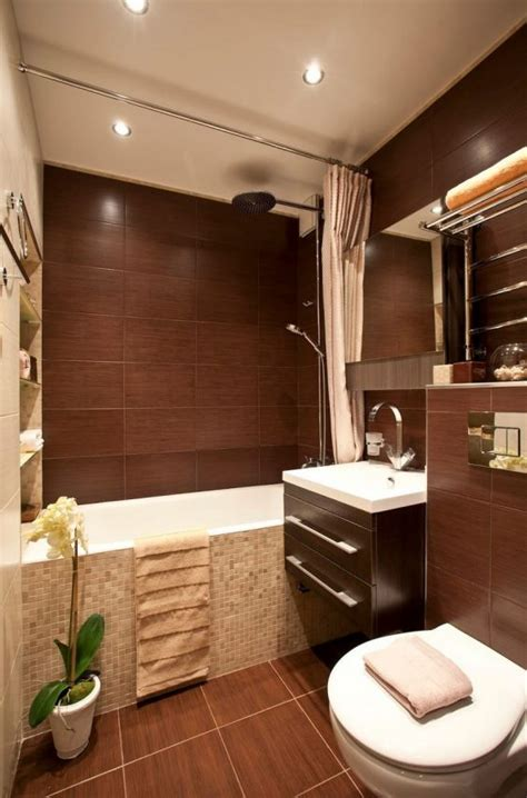 great bathroom designs for small spaces kis f 252 rdőszoba berendez 233 s 246 tlet barna 233 s b 233 zs burkolattal