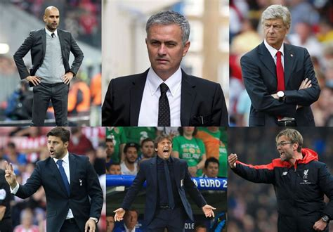best football leagues most stylish football managers in the premier league 2017