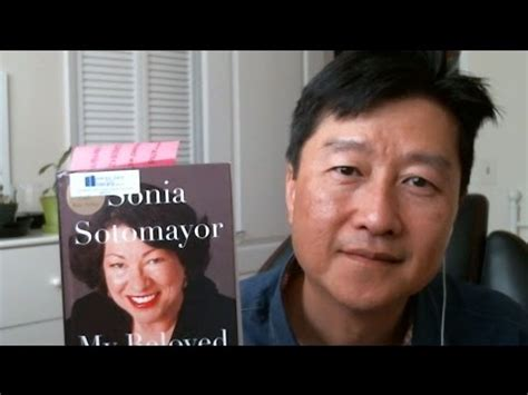 libro my beloved world book review quot my beloved world quot by sonia sotomayor youtube