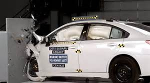 Subaru Forester Crash Test Rating 2014 Subaru Forester Safety Review And Crash Test Ratings