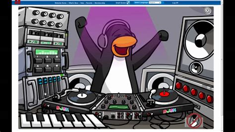 Cp Find Me Navi Rd51 1 club penguin with the dj3k classic mix 1