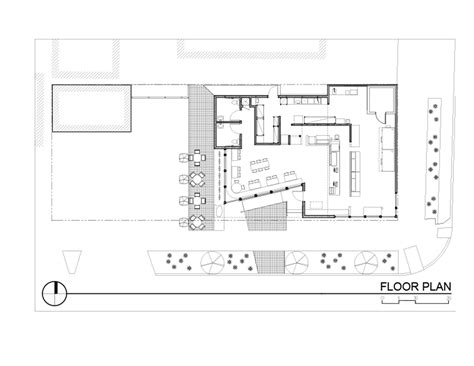pizza restaurant floor plan gallery of pagliacci pizza floisand studio 11