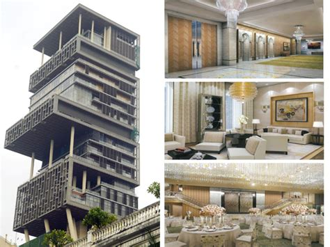 Mukesh Ambani Home Interior by 5 Things You Didn T About Antilla Lifestyle Idiva