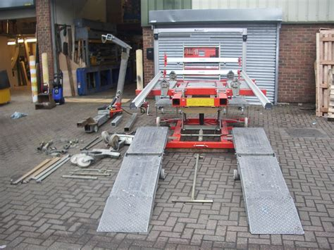 car bench autobench used ex demo