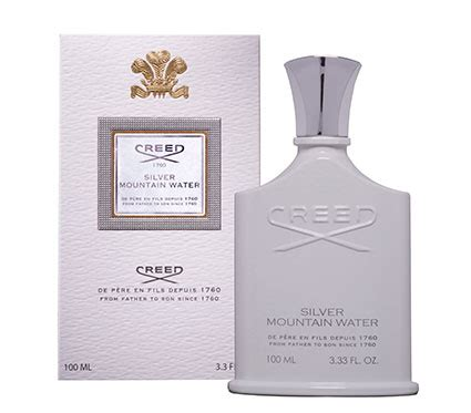 Parfum Silver By Niusboy Shop silver mountain water for and by creed eau de