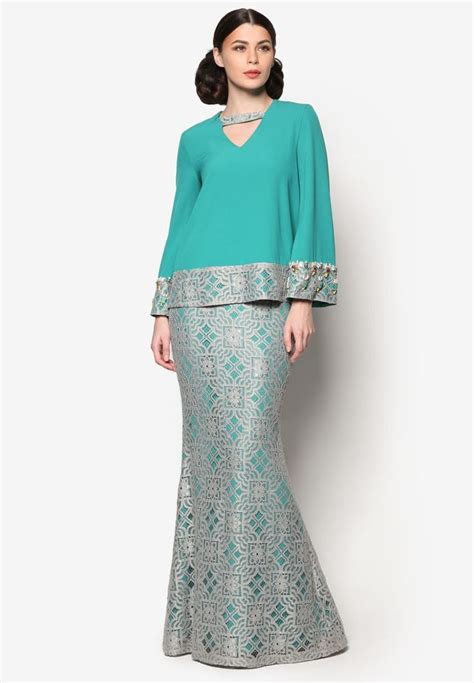 Aminah Dress Kurung 338 best baju kurung images on fashion