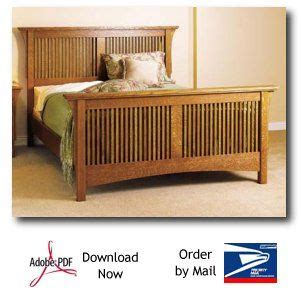 mission style headboard plans mission style headboard plans free woodworking projects