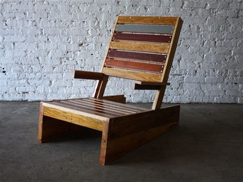 How To Make A Wooden Chair by How To Make An Adirondack Chair From Scrap Wood Homejelly