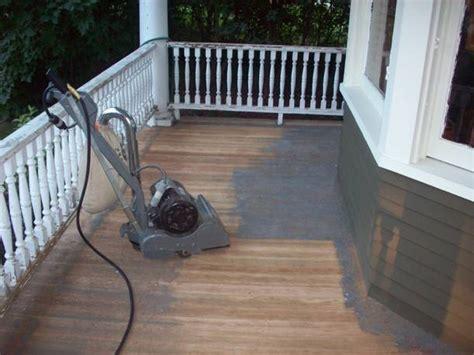 sanding exterior porches sanding  porch mn