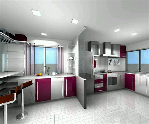 Ideas For Modern Kitchens New Home Designs Modern Homes Ultra Modern Kitchen Designs Ideas