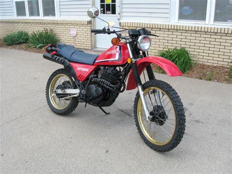 1983 Suzuki Sp250 Buy 1983 Suzuki Sp250 Dual Sport On 2040 Motos