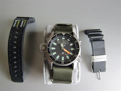 Coin des Affaires   Citizen Aqualand Diver Depth Meter Promaster JP2004 07E