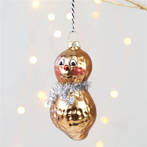 novelty christmas bauble by lisa angel