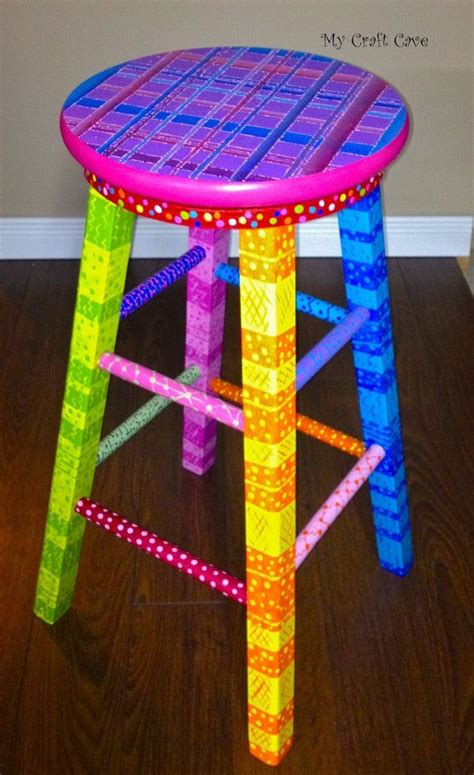 Stool Painting by 10 Best Images About Color Y Color On