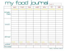 Pregnancy Journal Template Free by Health Fitness Martha