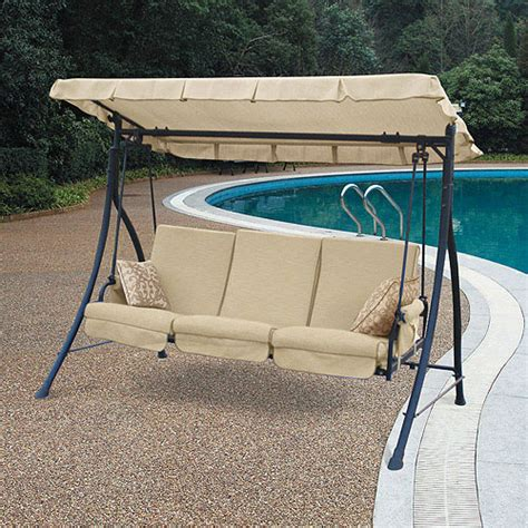 walmart canopy swing replacement swing canopy cover garden winds autos post