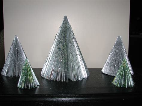 repost easy christmas trees and button wreaths dresses