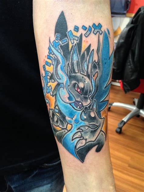 charizard tattoo design ideas featuring charizard