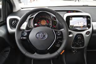 How To Make Car Interior Quieter Newmotoring 187 Toyota Aygo 2014 Newmotoring