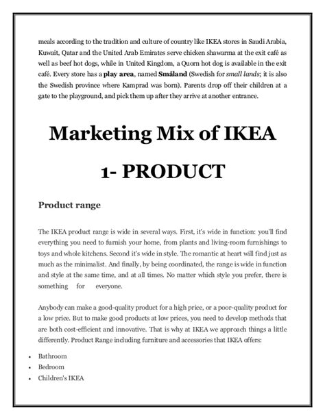 marketing strategy research paper writing my research paper marketing mix and promotional