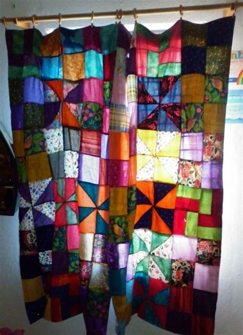 Patchwork Curtains - 17 best ideas about patchwork curtains on