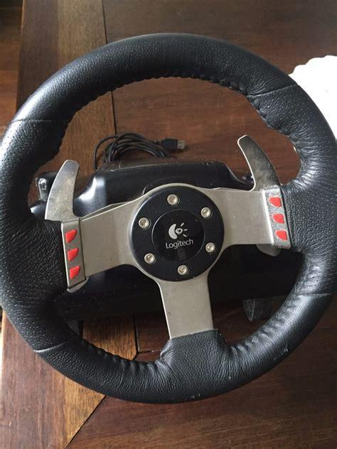 volante logitech g27 volante logitech g27 r 899 00 no mercadolivre